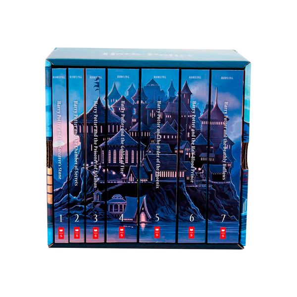 Special Edition Harry Potter Paperback box set (libro en Inglés) - J.K. Rowling - Scholastic Inc.