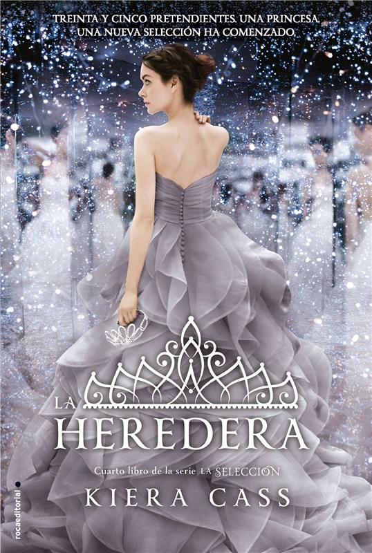 Heredera, la - Cass Kiera - Roca Editorial