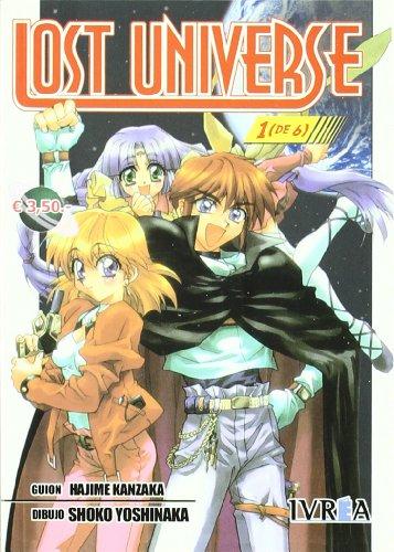 Lost Universe 1 - Hajime Kanzaka - IVREA