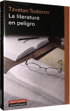 La literatura en peligro- rústica