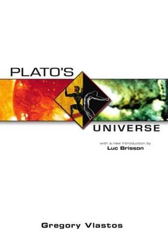 Plato's Universe (libro en Inglés) - Gregory Vlastos - Parmenides Publishing