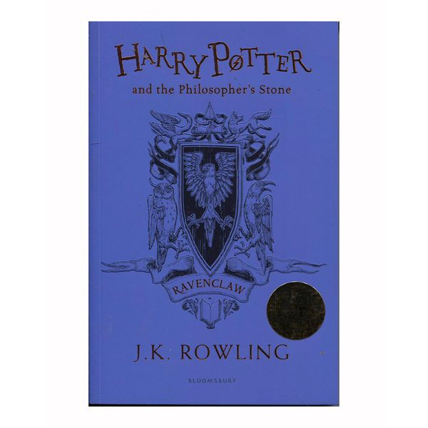 Harry Potter and the Philosopher's Stone. Ravenclaw (libro en Inglés) - J. K. Rowling - Bloomsbury