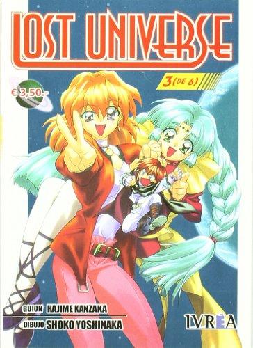 Lost Universe, 3 - Hajime Kanzaka - IVREA