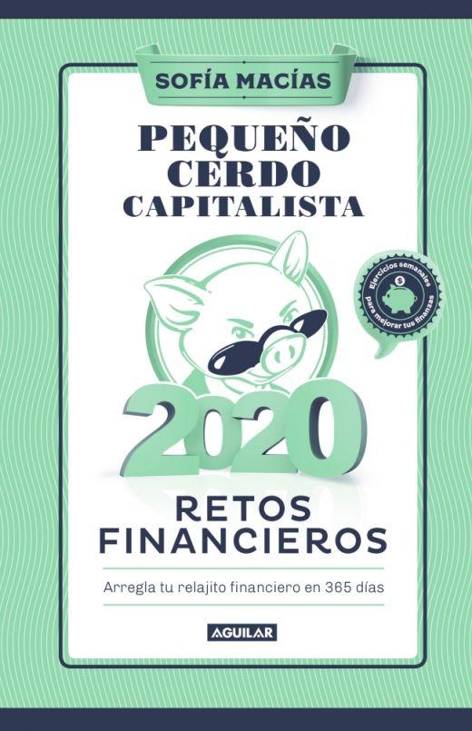 Libro Agenda: Pequeño Cerdo Capitalista 2020