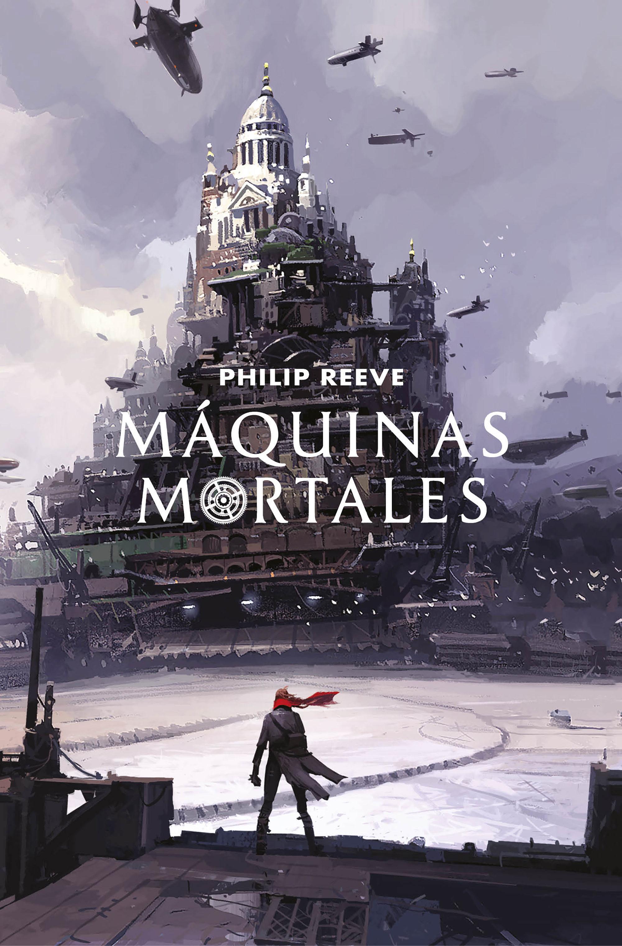 Maquinas Mortales - Philip Reeve - Alfaguara