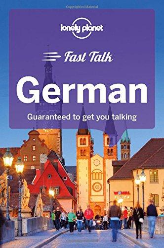 Lonely Planet Fast Talk German (Phrasebook) (libro en Inglés) - Lonely Planet - Lonely Planet