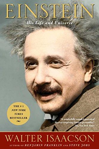 Einstein: His Life and Universe (libro en Inglés) - Walter Isaacson - Simon & Schuster
