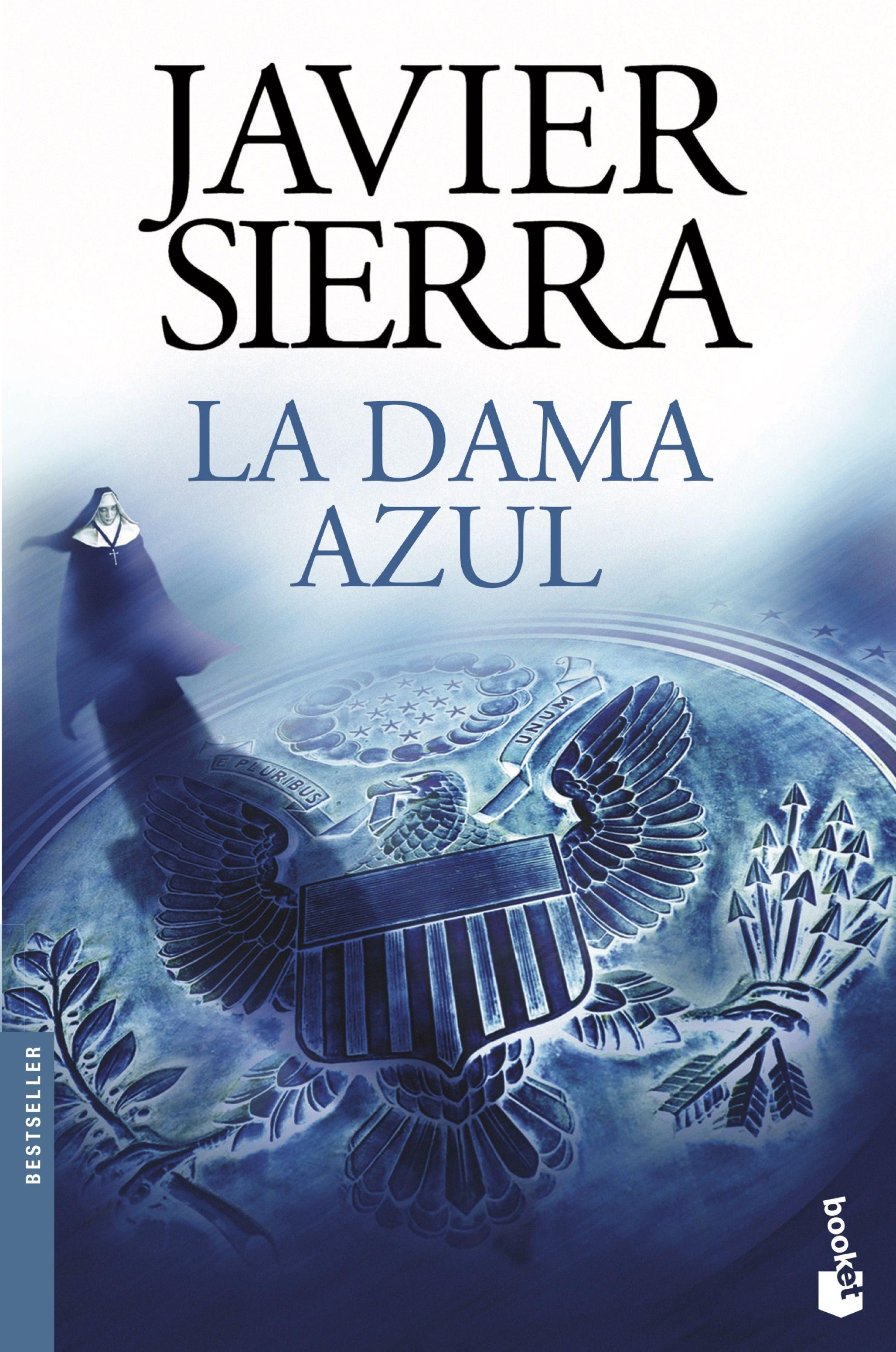 La Dama Azul - Javier Sierra - Booket
