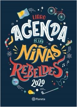 Libro Agenda de las Niñas Rebeldes 2020 - F.Cavallo;E.Favilli - Planeta