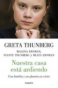NuestraCasaEstaArdiendo - Greta Thunberg - Lumen