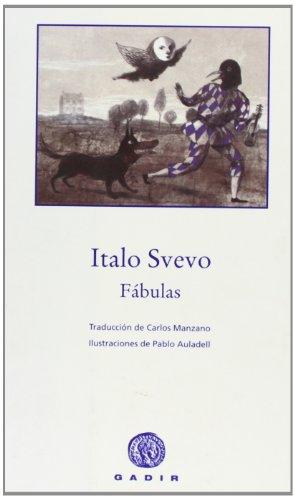 Fábulas (Gadir Ficción) - Italo Svevo - Gadir Editorial, S.L.