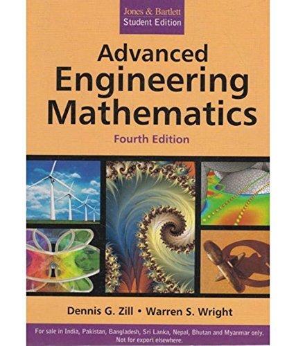 Advanced Engineering Mathematics (libro en inglés) - Zill Dennis G. Et.Al - J&B India