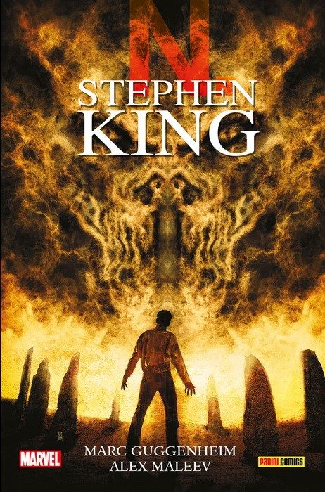 N de Stephen King - Stephen King,Marc Guggenheim,Alex Maleev - Panini