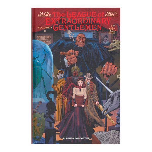 La Liga de los Hombres Extraordinarios (Vol. 2) - Alan Moore - Planeta DeAgostini Cómic