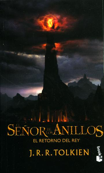 El Senor de los Anillos 3 el Retorno del rey - Tolkien J R Rbooket - Booket