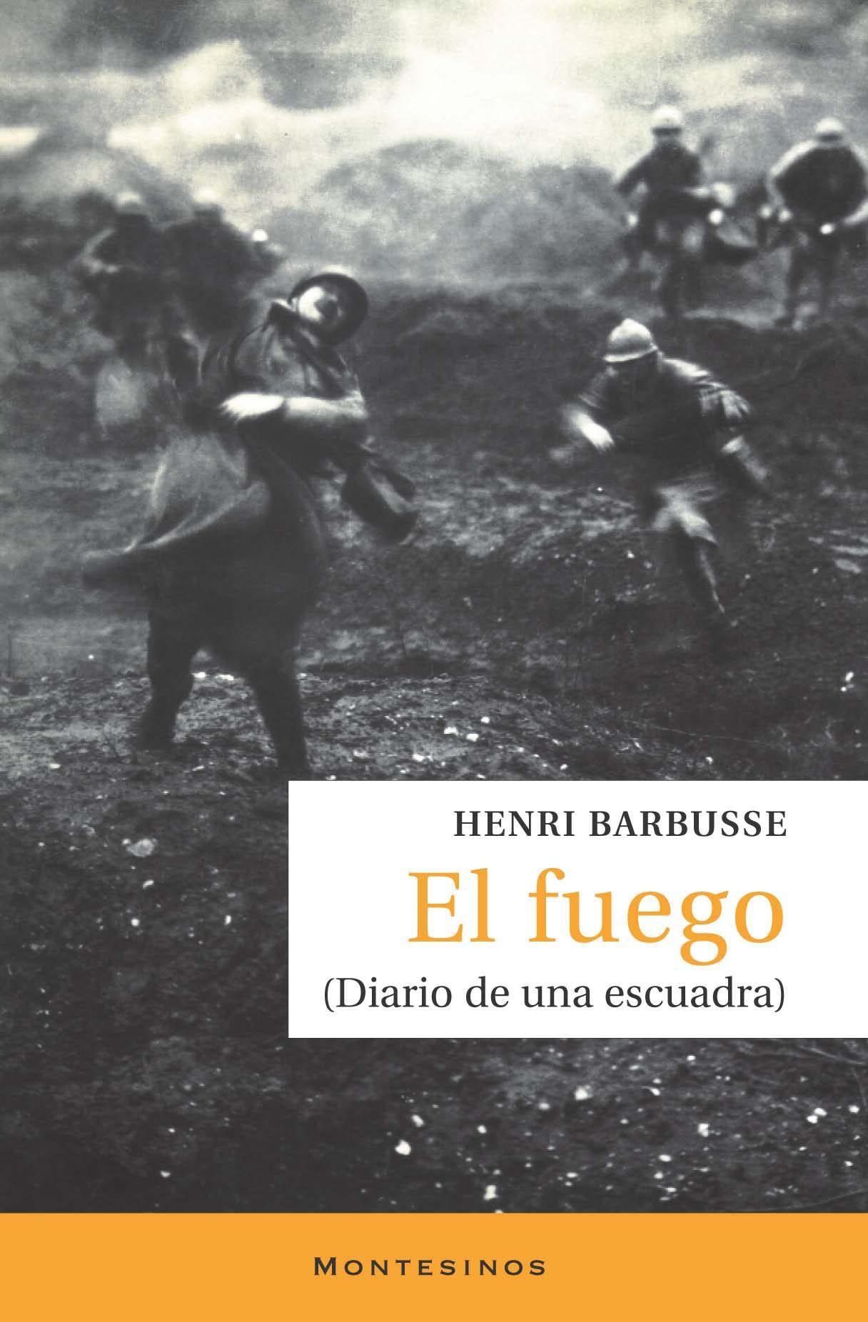 portada Fuego,El Diario de una Escuadra