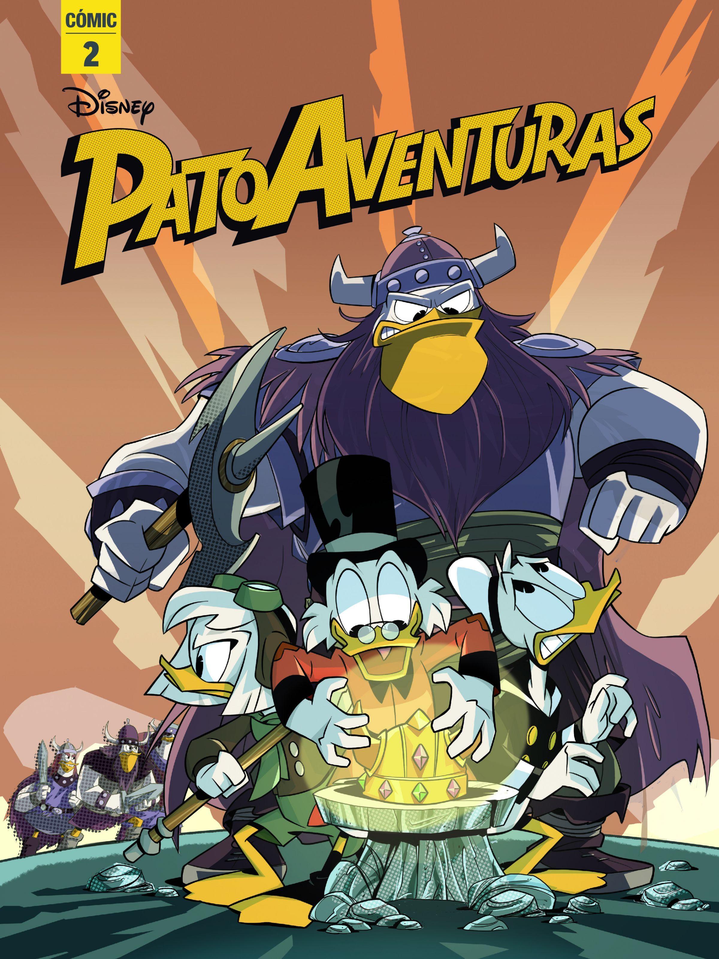 Patoaventuras 2 - Disney - Planeta Junior
