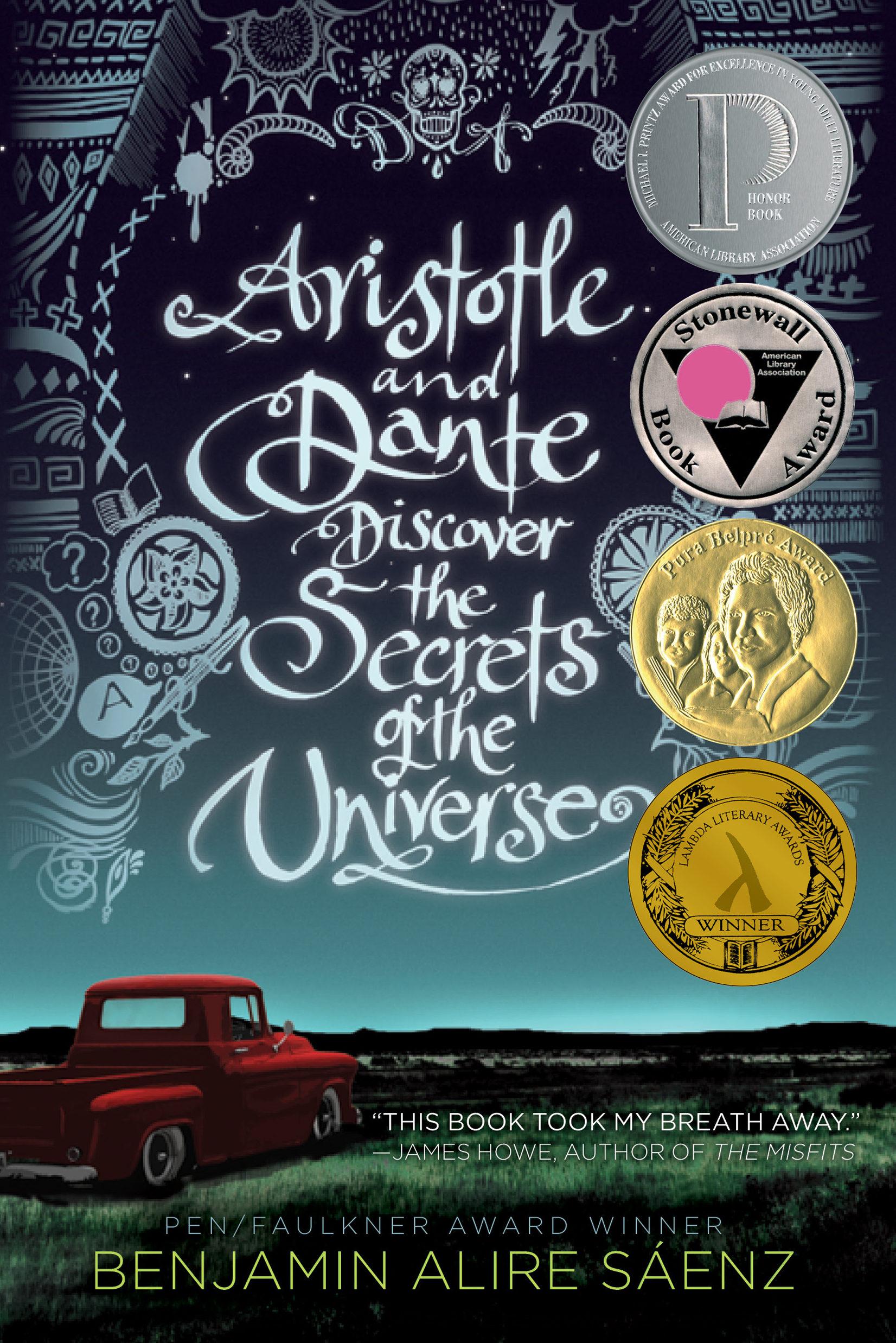 Aristotle and Dante Discover the Secrets of the Universe (libro en Inglés) - Benjamin Alire Saenz - Simon & Schuster
