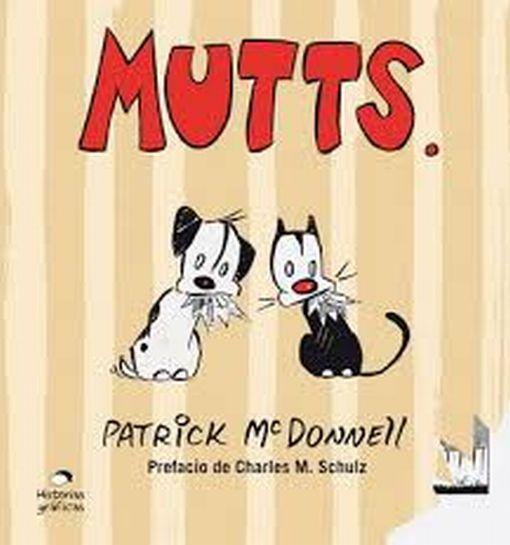 Mutts 1 - Patrick Mcdonnell - Oceano