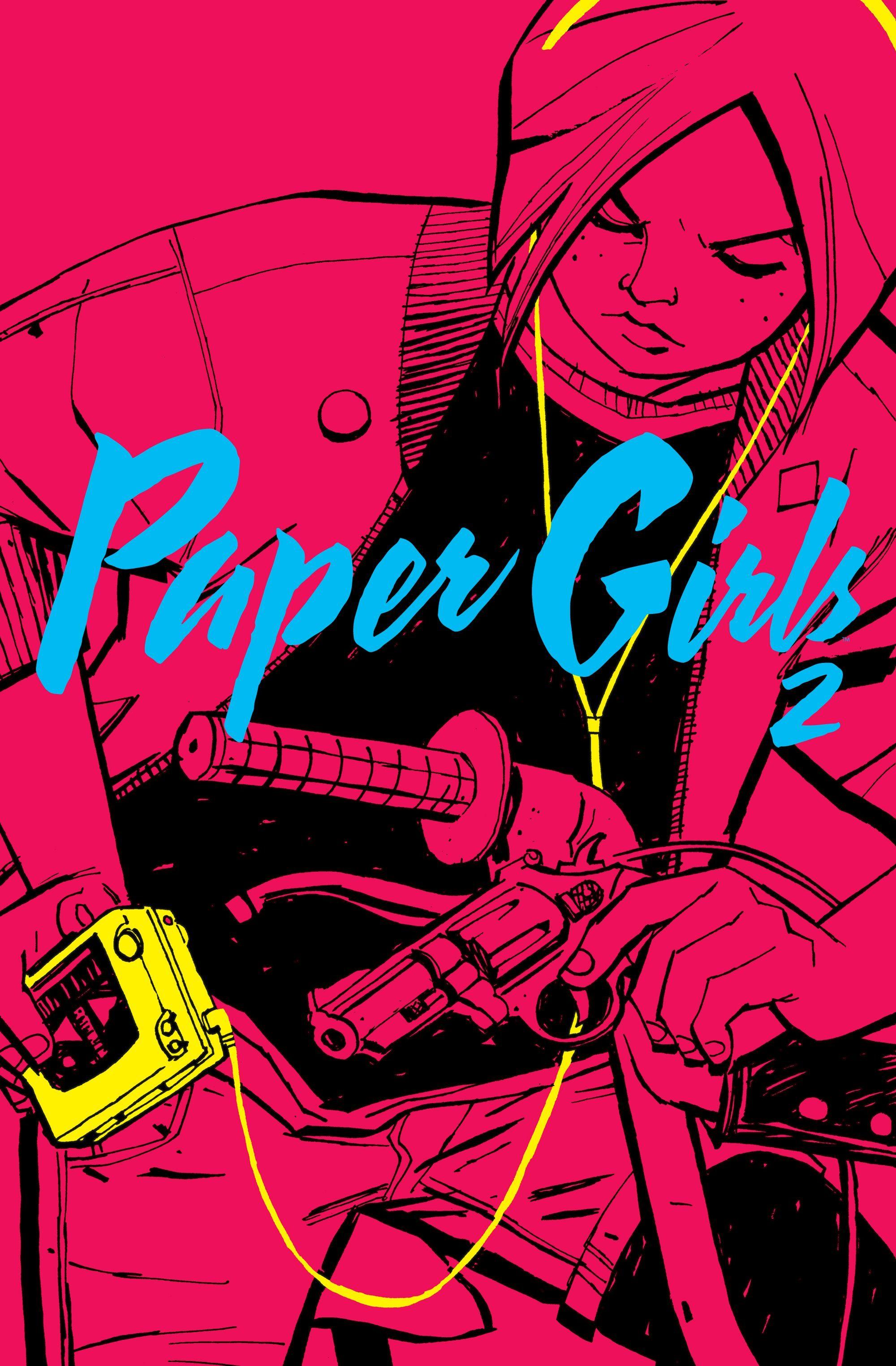 Paper Girls nº 02 (Independientes Usa) - Brian K.%Vaughan; Cliff Chiang - Planeta Deagostini Cómics