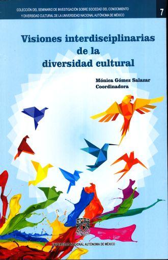 portada Visiones Interdiciplinarias de la Diversidad Cultural