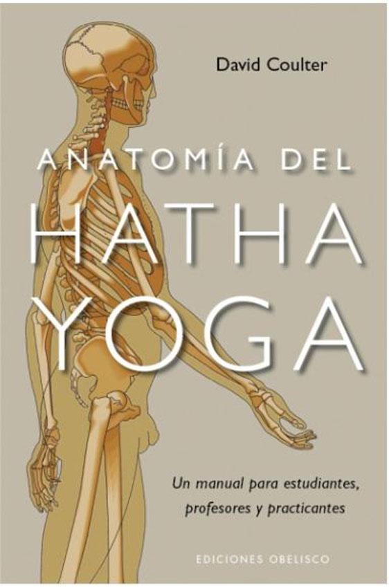 portada Anatomia del Hatha Yoga