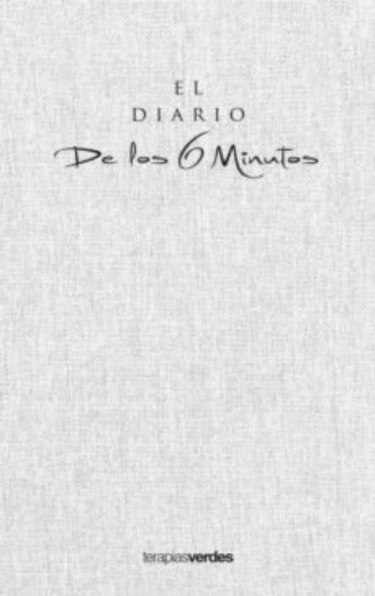 El Diario de los 6 Minutos - Dominik Spenst - Terapias Verdes