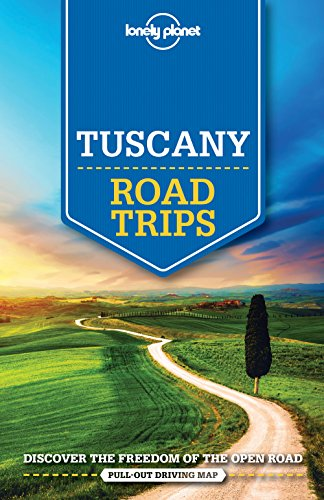 Lonely Planet Tuscany Road Trips (libro en Inglés) - Lonely Planet - Lonely Planet