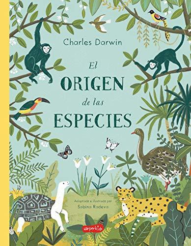 EL ORIGEN DE LAS ESPECIES DE CHARLES DARWIN - RADEVA, SABINA - HARPERCOLLINS IBERICA, S.A.