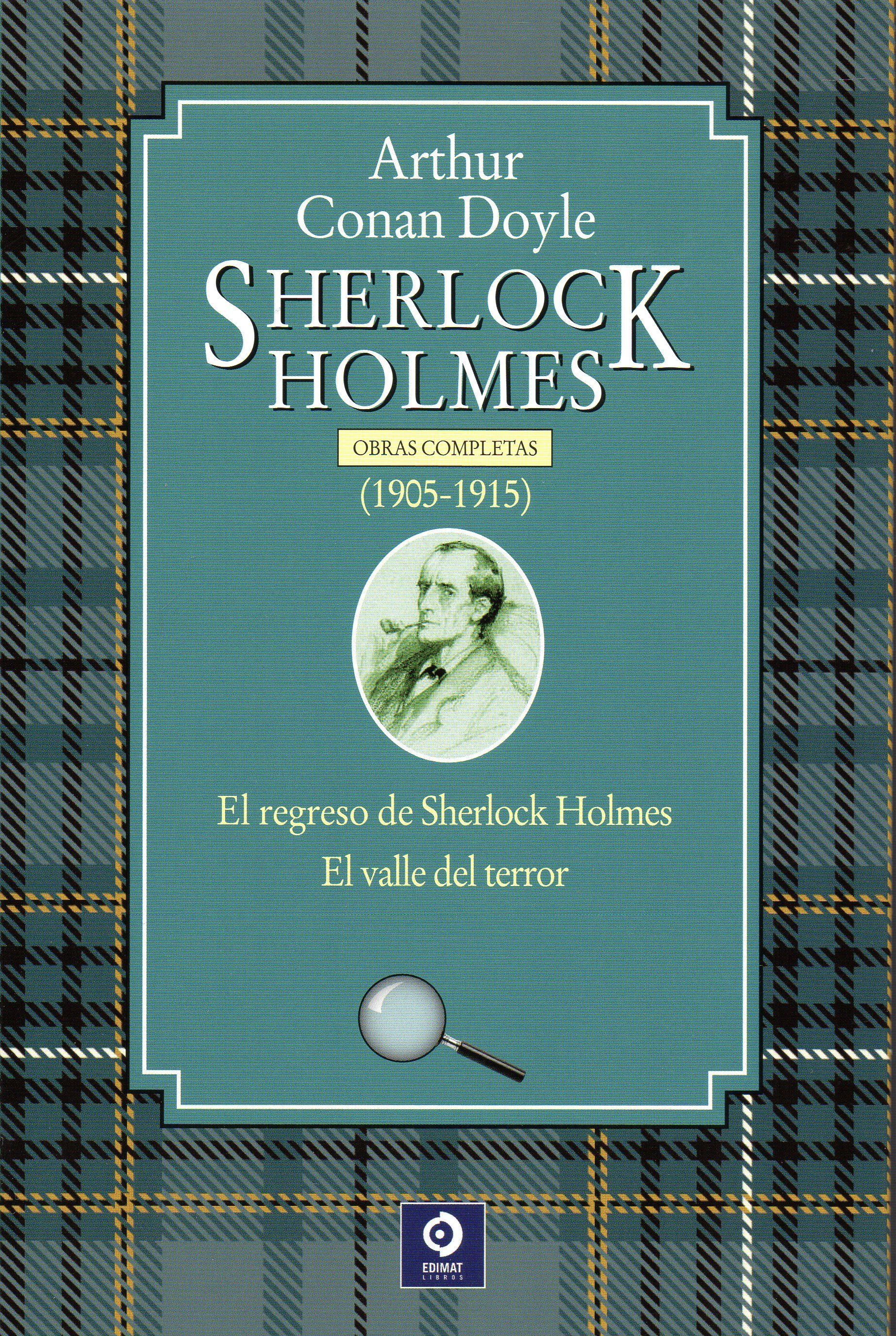 Obras Completas de Sherlock Holmes: Sherlock Holmes 1905-1915: 3
