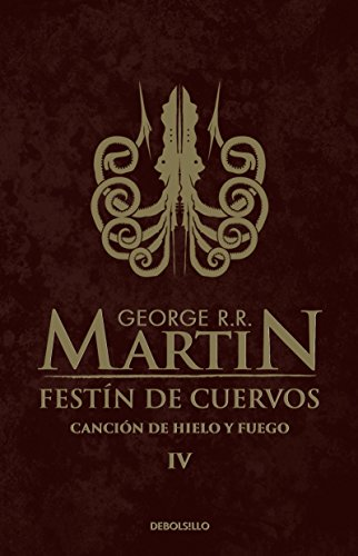 Festin de Cuervos - George R. R. Martin - Debolsillo