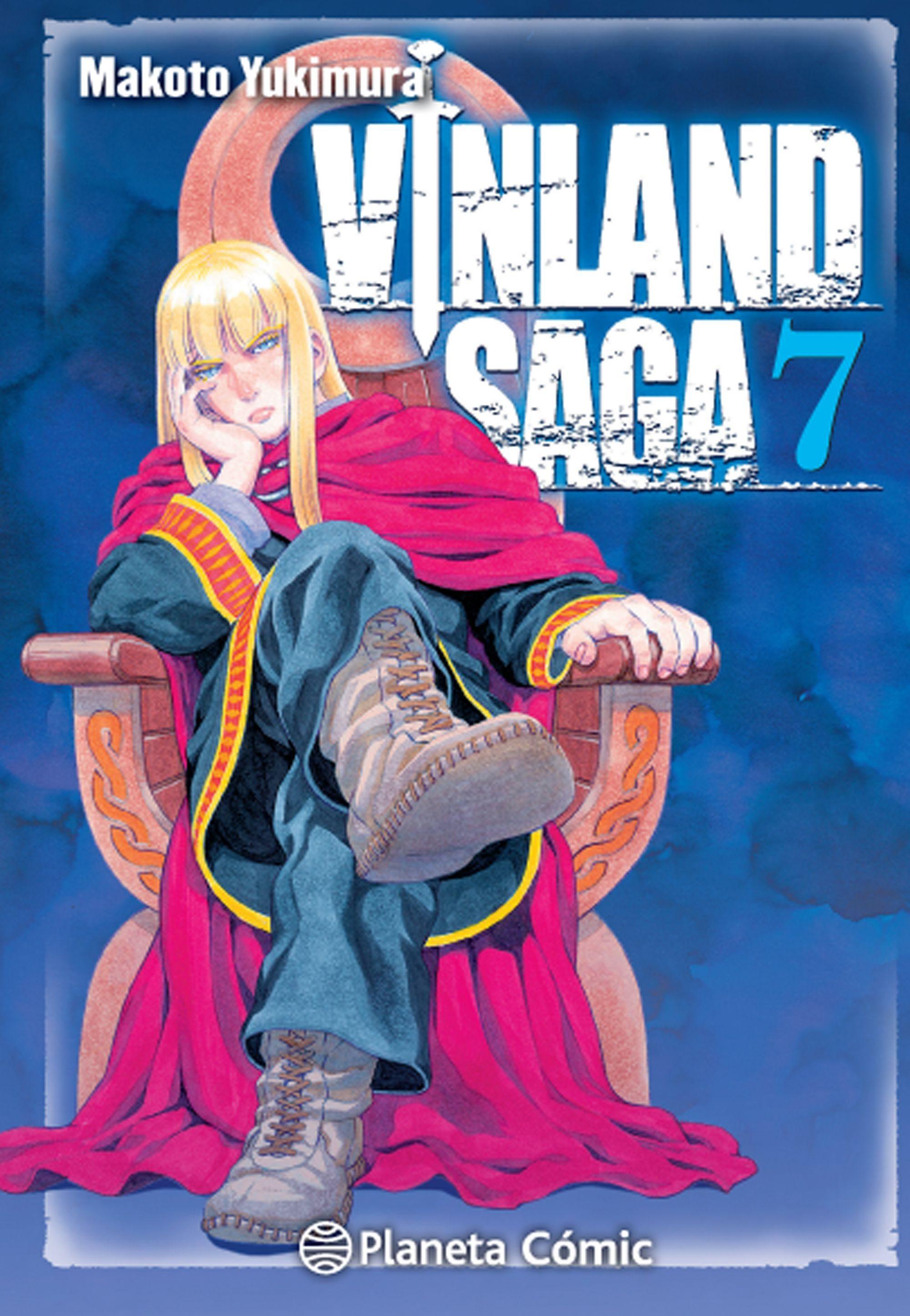 Vinland Saga 7 - Makoto Yukimura - Planeta Cómic