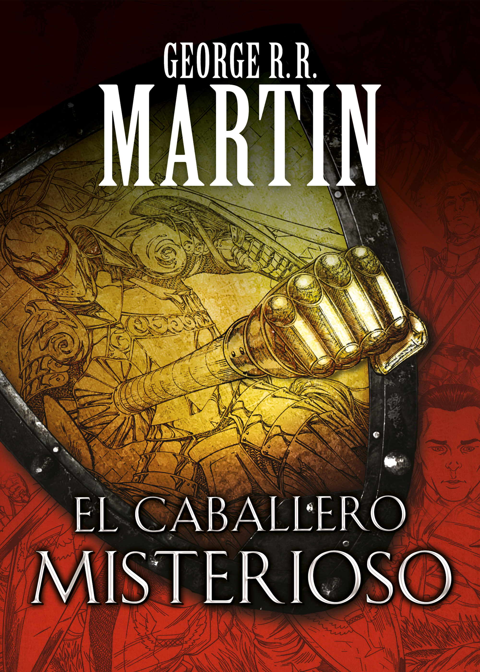 El Caballero Misterioso - George R.R. Martin - Debolsillo